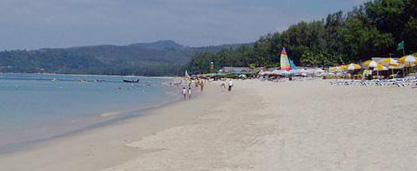 Phuket Beach Attraction